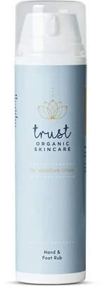 Trust Organic Skincare Hand and Foot Rub