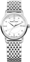 Maurice Lacroix Eliros EL1094-SS0021-501 stainless steel and white diamond watch
