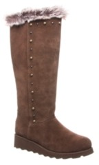 BearPaw Women's Dorothy Tall Boots Women's Shoes