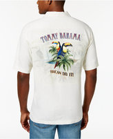 Tommy Bahama Men's Toucan Do It! Embroidered Silk Shirt