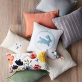 Threshold Square Textured Floral Pillow
