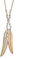Feather Light Necklace