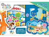 """Baby Einstein My First Look and Find"""" Book and Puzzle"""