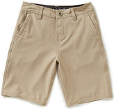 O'Neill Big Boys 8-20 Loaded Heather Hybrid Shorts