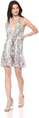 Show Me Your Mumu Women's Island Mini Dress