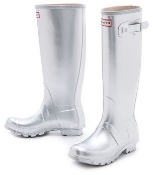 Hunter Boots Original Metal Tall Boots