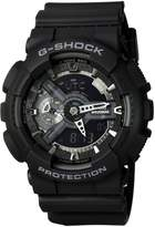 Casio Men's G-Shock GA110-1B Digital Resin Quartz Watch