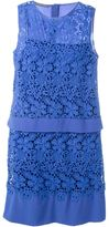 Alberta Ferretti lace dress - women - Silk/Cotton/Polyester/Rayon - 42