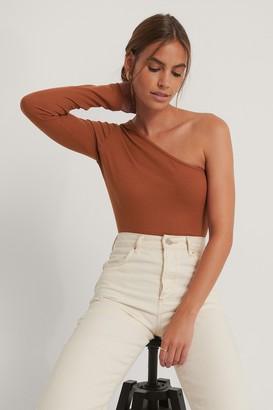 Trendyol One Shoulder Knitted Top