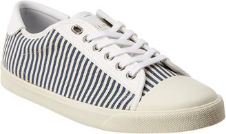 Celine Low-Top Canvas Sneaker