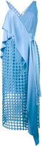 Diane von Furstenberg shift dress - women - Polyester/Spandex/Elastane/Acetate/Viscose - 4