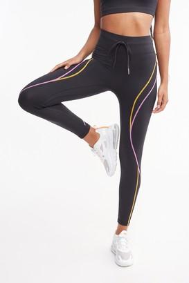 All Access High Rise Leggings W/Drawstring