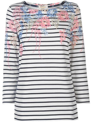 Barbour Seaglow Striped T Shirt