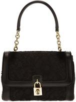 Dolce & Gabbana 'Miss Dolce' lace shoulder bag