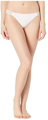 La Perla Bianca Thong (Soft White) Women's Underwear