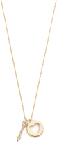 Kate Spade Be Mine Cluster Pendant Necklace