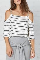 Bailey 44 Stripe Pocket Top