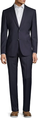 Versace Classic Modern-Fit Wool Suit