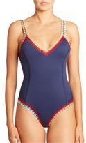 Kiini One-Piece Tasmin Scoopback Swimsuit