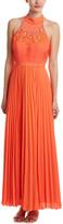 Karen Millen Embellished Maxi Dress