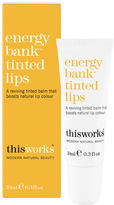 This Works Energy Bank Tinted Lips