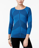 Joseph A Ribbed-Knit Sweater
