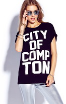 Forever 21 Statement Making Compton Tee