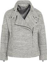 J Brand Pallenberg cotton and wool-blend jacket