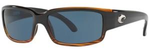 Costa del Mar Polarized Sunglasses, Caballito Polarized 59P