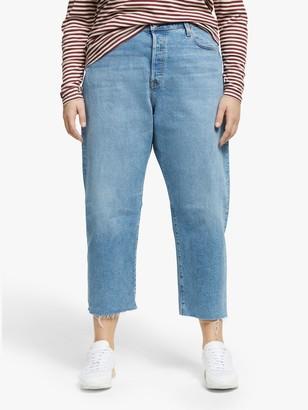 Levi's Plus 501 Original Cropped Jeans, Tango Tunes