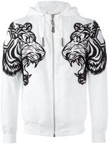 Philipp Plein 'Unpleasant' jacket - men - Cotton/Polyamide/Spandex/Elastane - M