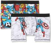 Marvel Men's Avengers Boxer Briefs
