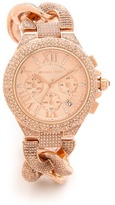 Michael Kors Glitz & Glamour Camille Watch