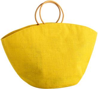 Shiraleah Women's Totebags YELLOW - Yellow Nana Tote