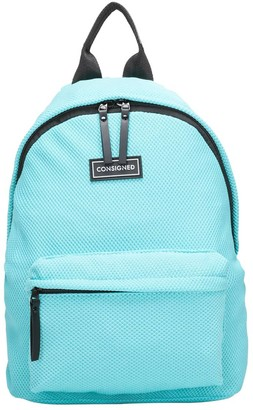 Consigned Finlay Xs Backpack Turquoise