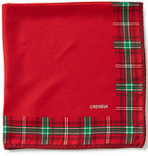 Daniel Cremieux Holiday Solid Silk Pocket Square