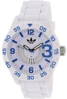 adidas Men's Newburgh ADH3012 White Silicone Quartz Fashion Watch
