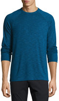 Theory Dustyn L Anemone Long-Sleeve Raglan T-Shirt