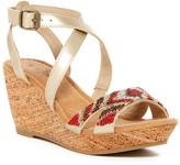 Minnetonka Zoey II Wedge Sandal