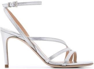 Paul Warmer Strappy Stiletto Heel Sandals