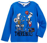 Petit Lem Long Sleeve Graphic Tee (Toddler & Little Boys)