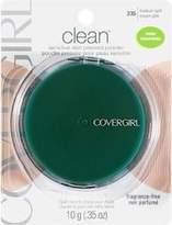 Cover Girl Clean Sensitive Skin Pressed Powder Medium Light