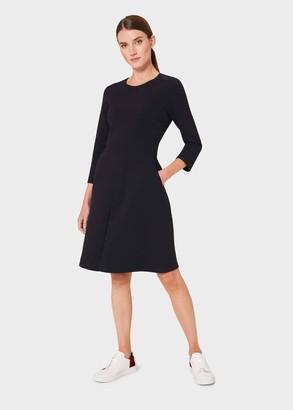 Hobbs Cadence A Line Jersey Dress