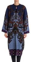 Etro Women's Blue Viscose Dress.