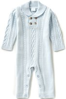 Edgehill Collection Baby Boys Newborn-6 Months Long-Sleeve Sweater Coverall