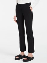 Calvin Klein Platinum Modern Stretch Skinny Cropped Pants