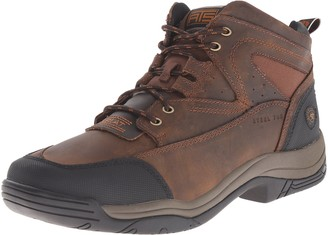 Ariat Men's Terrain Wide Square Toe Steel Toe Work Boot