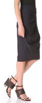 Zero Maria Cornejo Tali Skirt
