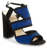 Saks Fifth Avenue Leather Sandals