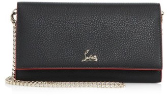 Christian Louboutin Boudoir Leather Clutch